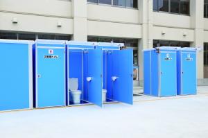 災害トイレ「2Ways大地くん」