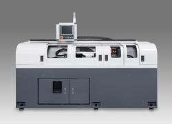 極小深孔加工を可能とする日本初のガンドリルマシン「MKBG-500-1NC」