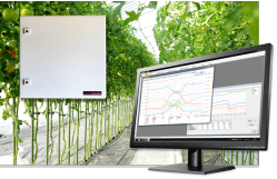 作物にとって最適な環境をつくり、収量・品質の向上と省力化を実現する統合環境制御システム「アネシスQ 2600」