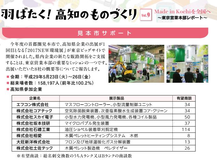東京営業本部レポート